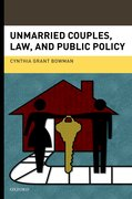 Cover for Unmarried Couples, Law, and Public Policy