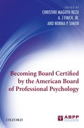 Cover for Becoming Board Certified by the American Board of Professional Psychology
