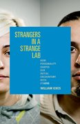 Cover for Strangers in a Strange Lab