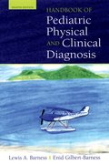 Cover for Handbook of Pediatric Physical and Clinical Diagnosis