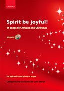 Cover for Spirit be joyful!