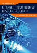 Cover for The Handbook of Emergent Technologies in Social Research
