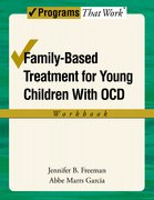 Cover for Family-Based Treatment for Young Children with OCD Workbook