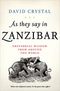 Cover for As They Say in Zanzibar