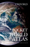 Cover for Pocket World Atlas