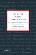 Cover for Ethics for Public Communication