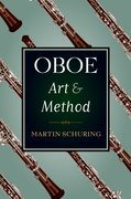 Cover for Oboe Art and Method