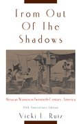 Cover for From Out of the Shadows