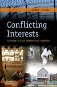 Cover for Conflicting Interests