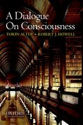 Cover for A Dialogue on Consciousness