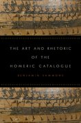 Cover for The Art and Rhetoric of the Homeric Catalogue