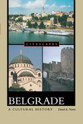 Cover for Belgrade A Cultural History