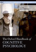 Cover for The Oxford Handbook of Cognitive Psychology