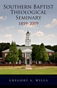 Cover for Southern Baptist Theological Seminary, 1859-2009