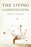 Cover for The Living Constitution