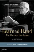 Cover for Learned Hand