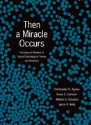Cover for Then A Miracle Occurs