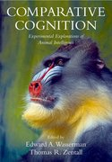 Cover for Comparative Cognition