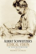 Cover for Albert Schweitzer