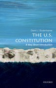 Cover for The U.S. Constitution: A Very Short Introduction - 9780195378320