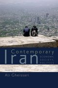 Cover for Contemporary Iran