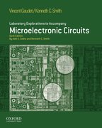 Cover for Laboratory Explorations to Accompany <em>Microelectronic Circuits,</em> Sixth Edition