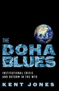 Cover for The Doha Blues