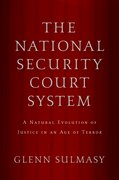 Cover for The National Security Court System