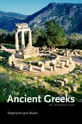 Cover for The Ancient Greeks