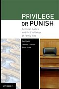 Cover for Privilege or Punish