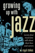 Cover for Growing up with Jazz