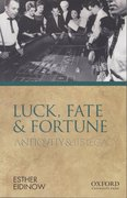 Cover for Luck, Fate and Fortune