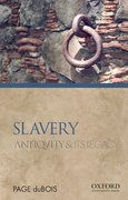Cover for Slavery