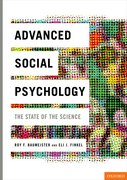 Cover for Advanced Social Psychology