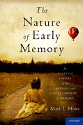 Cover for The Nature of Early Memory