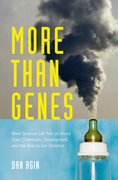 Cover for More Than Genes