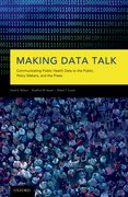Cover for Making Data Talk