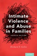 Cover for Intimate Violence and Abuse in Families - 9780195381733