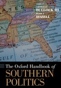 Cover for The Oxford Handbook of Southern Politics