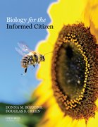 Cover for Biology for the Informed Citizen