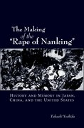 "Cover for The Making of the ""Rape of Nanking"""