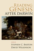 Cover for Reading Genesis after Darwin