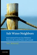 Cover for Salt Water Neighbors