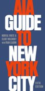 Cover for AIA Guide to New York City
