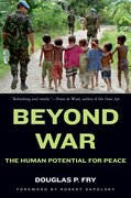 Cover for Beyond War