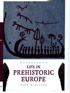 Cover for Handbook to Life in Prehistoric Europe