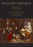 Cover for Music in the Nineteenth Century