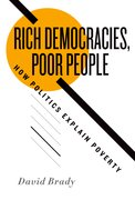 Cover for Rich Democracies, Poor People