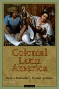 Cover for Colonial Latin America, Seventh Edition