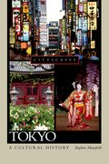 Cover for Tokyo A Cultural History
